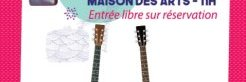 Affiche - Brunch musical - Duo du guitares - JPG - 210.1 ko