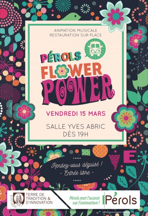 Pérols Flower Power